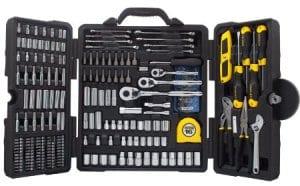 210-Piece Mixed Tool Set by Stanley