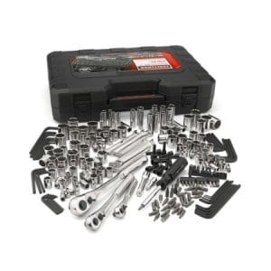 230-Piece Mechanics Tool Set by Craftsman