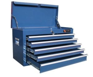 26-Inch Steel Top Chest by Excel