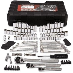 Craftsman 165 Piece Mechanics Set