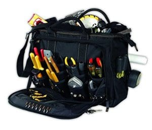 Multi-compartment tool carrier