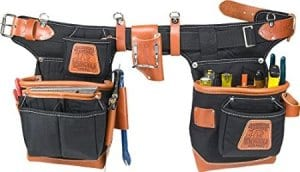 Occidental leather tool bag