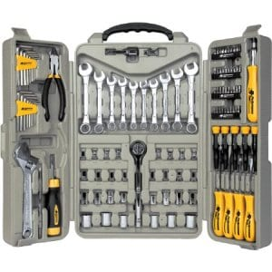 Performance W1801 Mechanic's tool set