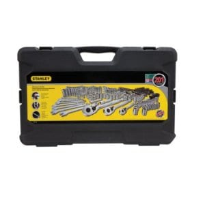 Stanley 201-Piece Mechanics Tool Set