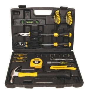 Stanley 65-PieceHomeowner's Tool Kit