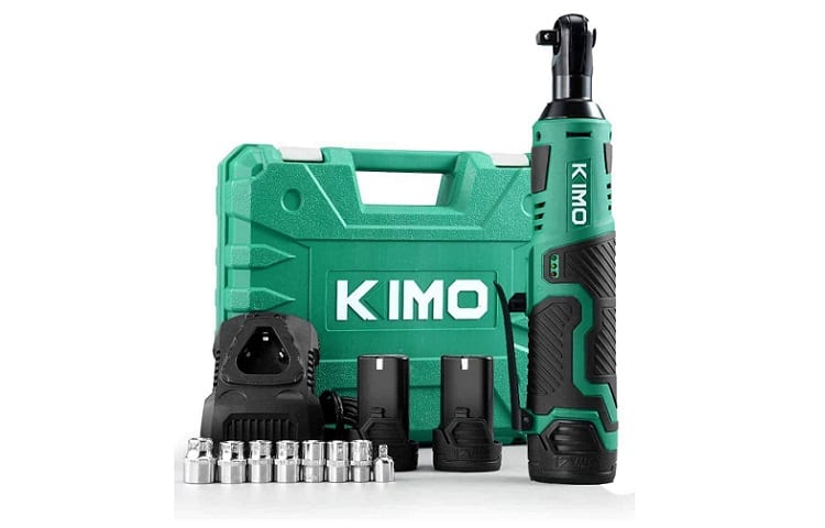 KIMO Cordless Electric Ratchet Wrench Review