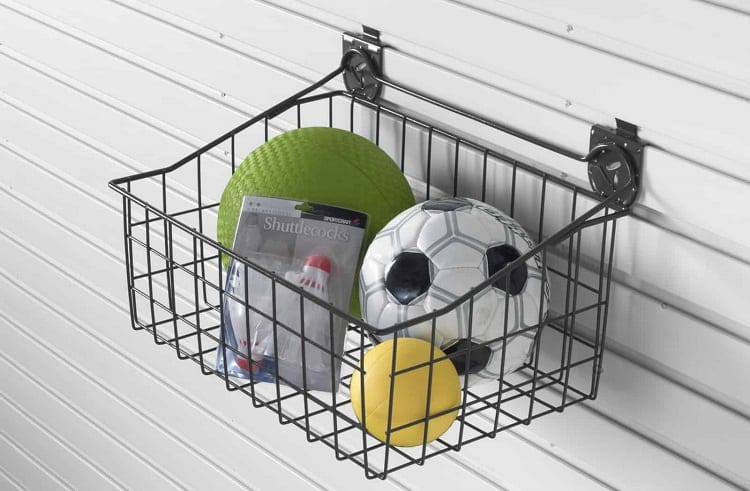 Hang Up Wire Baskets