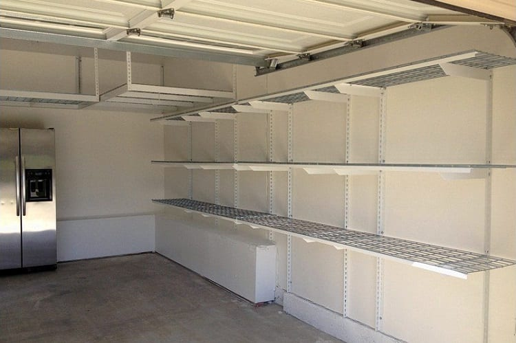 Use Wire Shelving