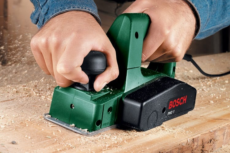 WHAT IS AN ELECTRIC HAND PLANER USED FOR?