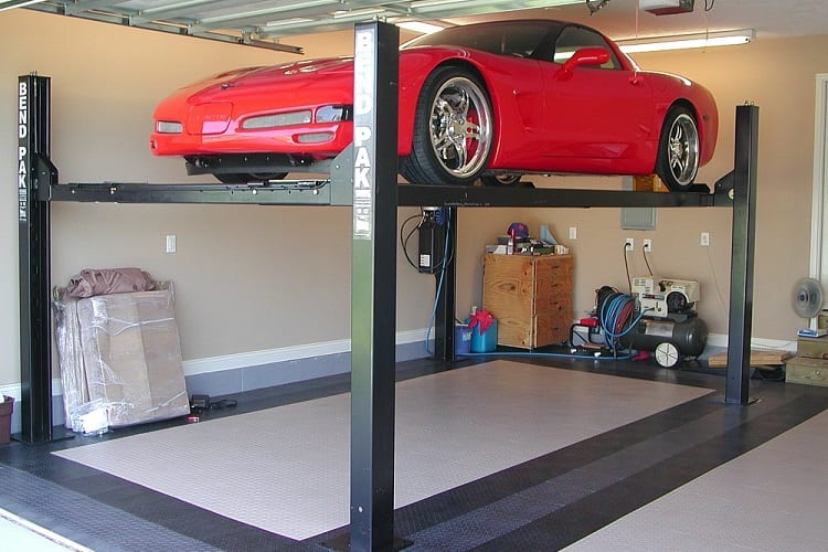 How To Install A Garage Lift