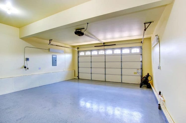 Should You Call A Professional For Your Garage Floor Installation?
