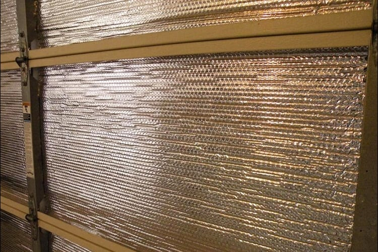 Insulate Your Garage