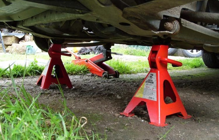 tips for using jack stands