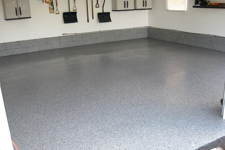 How Long Will It Take For Your Garage Coating To Dry?