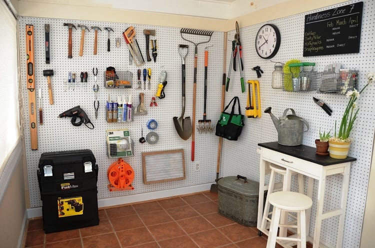 How To Look After Your Garage Tools