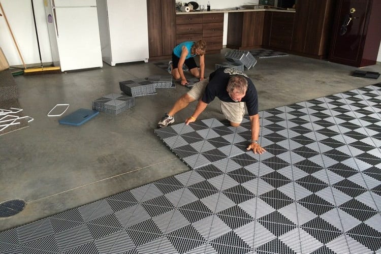 Do You Need Skills To Install Your Own Garage Floor?