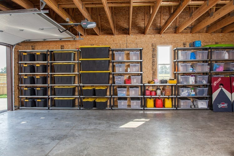 What Items Can You Store In Your Garage?