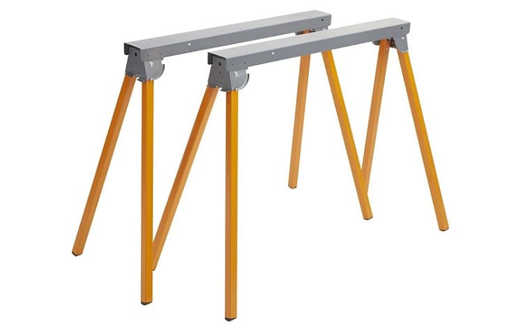 Best Saw Horses For Your Garage Workshop 1