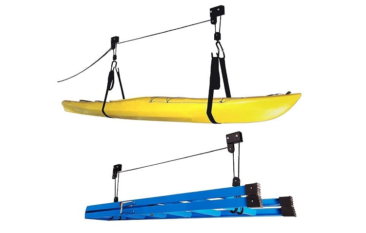 Best Garage Hoist For Your Bike or Kayak 1