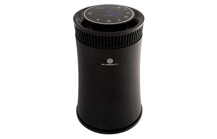 SilverOnyx Air Purifier for Home with True Hepa Filter Review