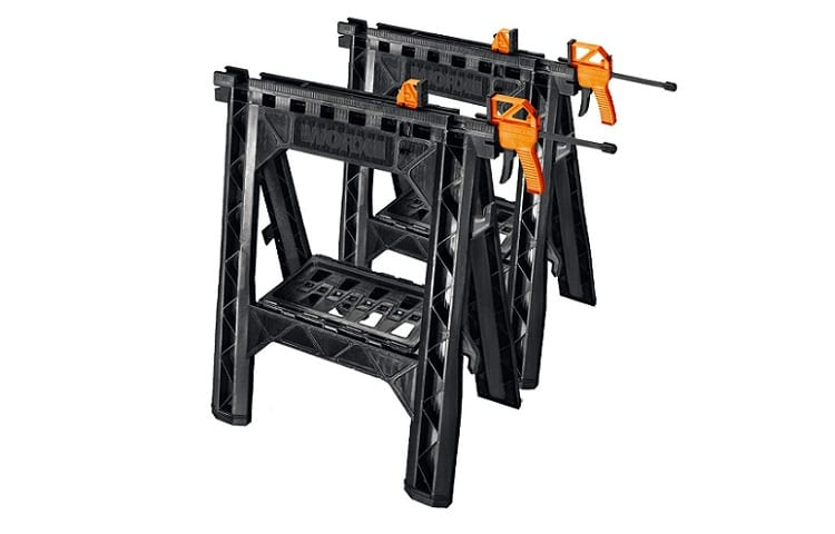 Best Saw Horses For Your Garage Workshop 5
