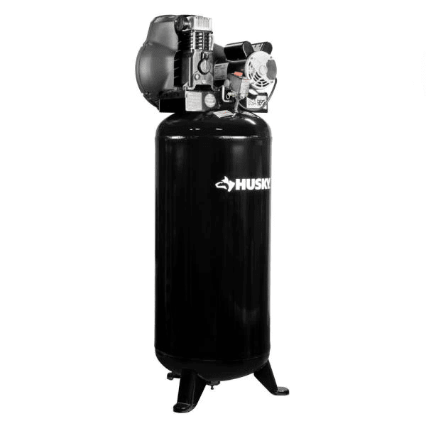 Best 60-Gallon Husky Air Compressor – Reviews & Buying Guide For 2021 2